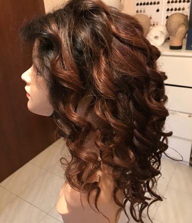 parrucche lace front italia